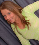 Hot Teen Caitlynn Strips Down To Her Panties - Picture 7